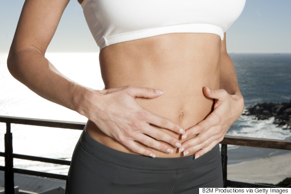 stomach fitness