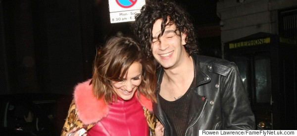 Who Has Caroline Flack Been 'Looking Cosy' With?
