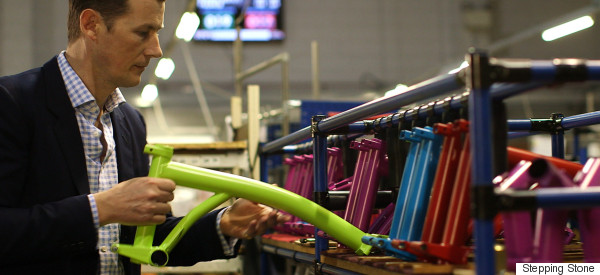 See Inside Brompton Bicycle's London Factory