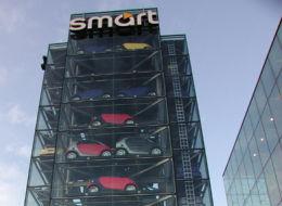 Smart Car Vending Machines Hit Japan