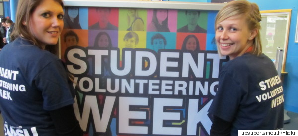 Who Ever Said Students Were Lazy? Youths Volunteering Contributes £175m To UK Economy