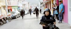 DRUG POLICE MEXICO