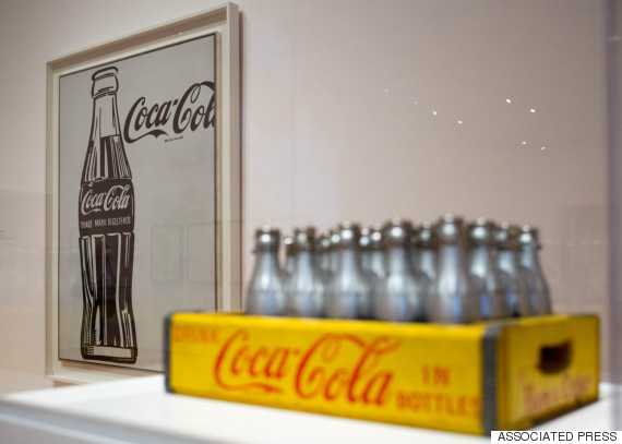 cocacola bottle high museum