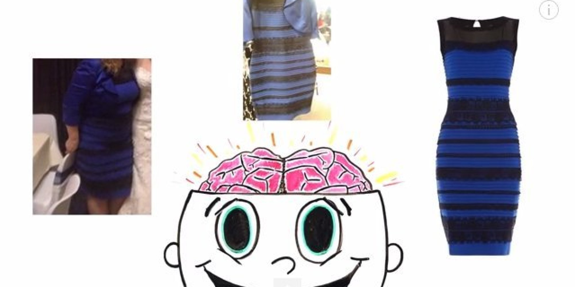 The dress explained -  Thedress Sparked A Huge Debate But Science Is Here To Settle Things Huffpost