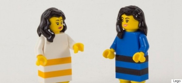 Lego, Man U And Pizza Hut Cash In On #TheDress