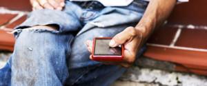 Bauern Smartphone