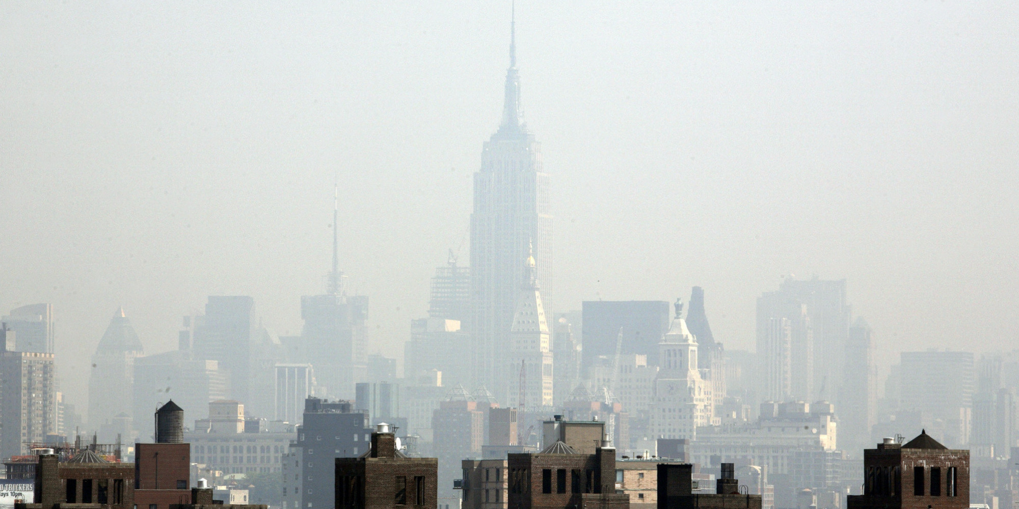 pollution in new york