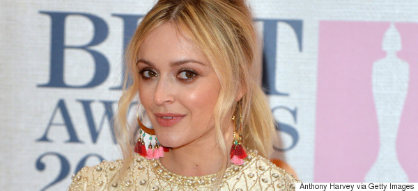 Fearne Cotton Announces She's Pregnant... But That's Not All