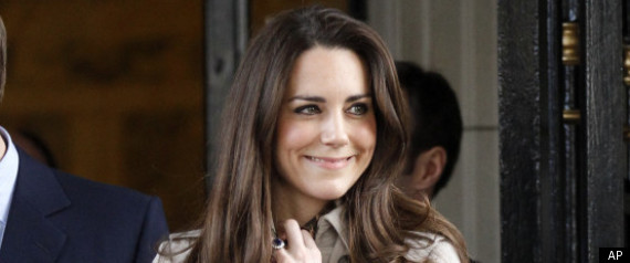 Kate Middleton Confirmed