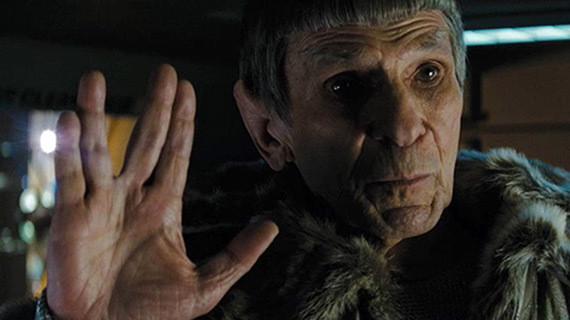 spock mort