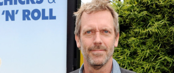 r HUGH LAURIE large570 Hugh Laurie Lands 'Mr. Pip' Book To Film Starring Role. Hugh Laurie