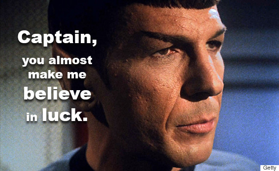 Leonard Nimoy Quotes Magnificent 10 Spock Quotes That Took Us Where No One Has Gone Before  Huffpost