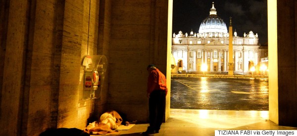 A Homeless Man Was Buried At A Vatican Cemetery Usually Reserved For Aristocrats
