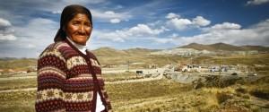 Femmes Mines Perou