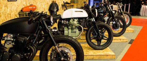 Salon de la moto de montr al la surprise clockwork - Salon de moto montreal ...