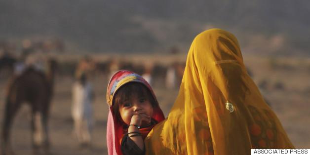 women and children rajasthan
