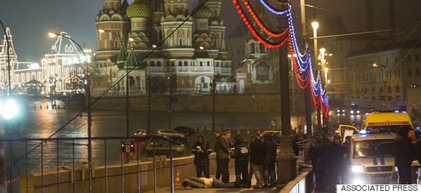 Putin's Foe Gunned Down Outside Kremlin, Days After Family Predicted His Murder