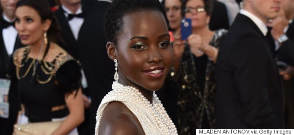 Lupita's Oscars Dress Found... In Hotel Toilets