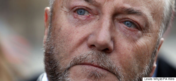 George Galloway Is Suing People Who Apparently Called Him Names