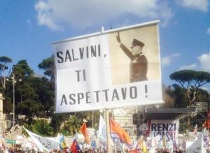 Mussolini Salvini