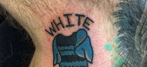 Someone Appears To Have Owned Up To The Worst Tattoo Of Recent Times