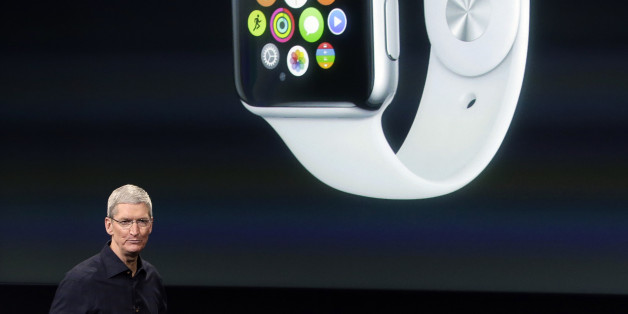 Tim Cook: Apple Watch Will Replace Car Keys
