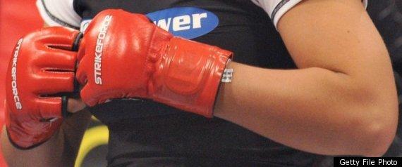 WOMENS MMA FIGHTING