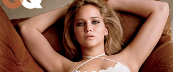 JENNIFER LAWRENCE GQ 1