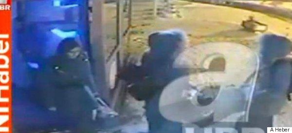 New CCTV Shows Schoolgirls 'Heading To Islamic State'