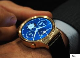 Huawei Unveils First Smartwatch