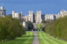 Windsor Castle | Pic: AFP