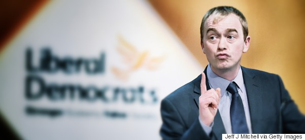 Tim Farron: Nick Clegg Is 'Lovely' About Lib Dem Leadership Speculation