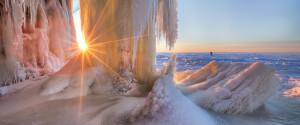 SUNBURST ICE CAVES