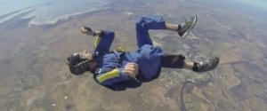 SKYDIVING SEIZURE