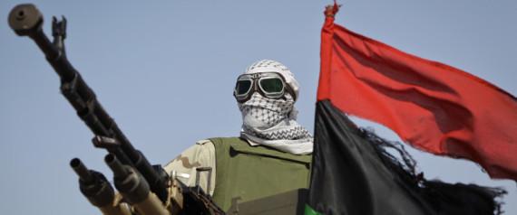LIBYA REBELS NATO