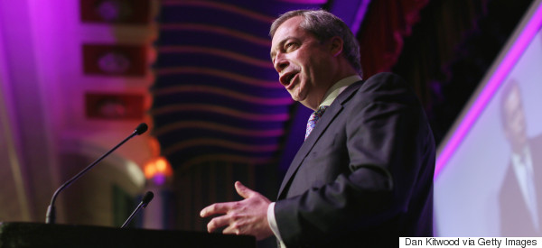Even Nigel Farage Doesn't Think He Would Be A Good Prime Minister