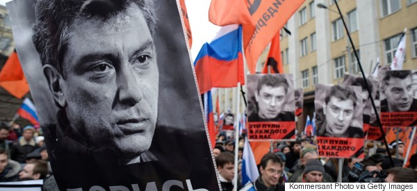 Boris Nemtsov: Alive in Death