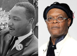 Martin Luther King Samuel L Jackson