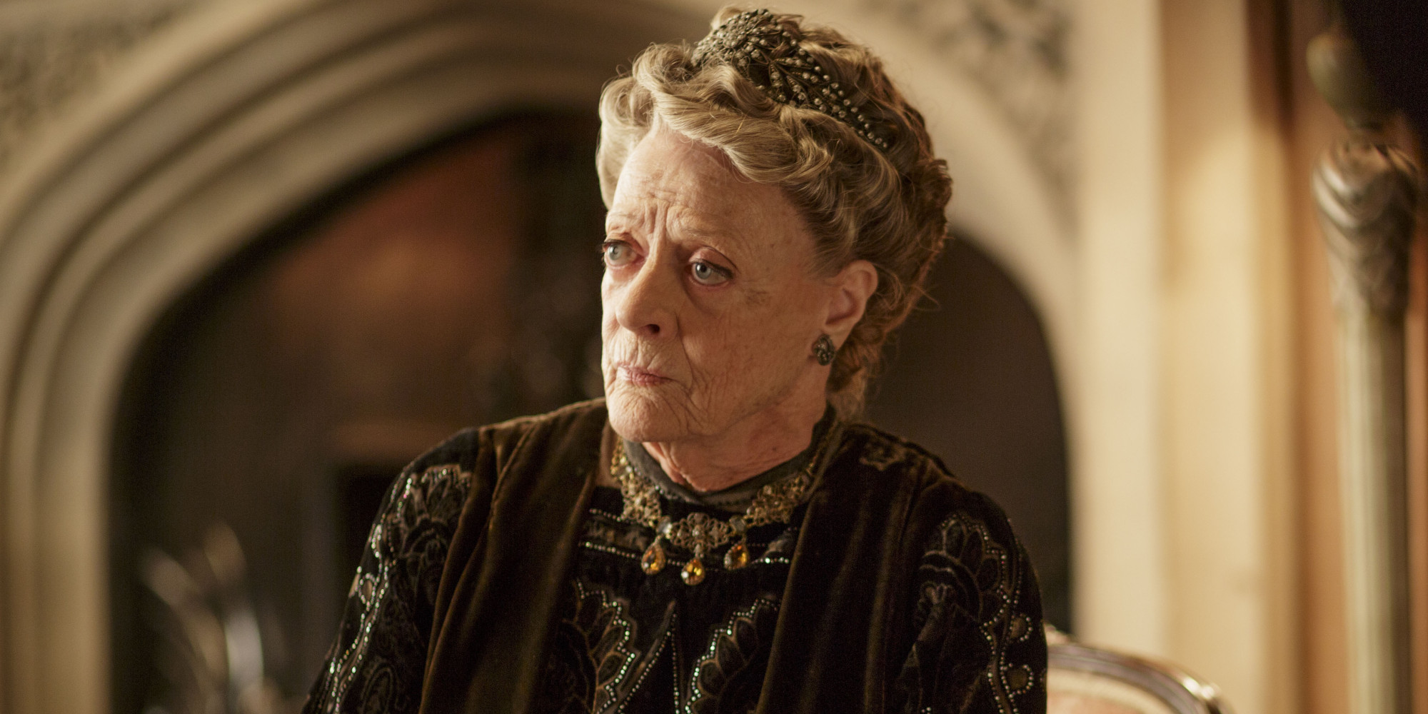 Maggie Smith,