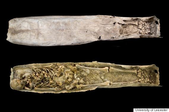 richard iii lead coffin