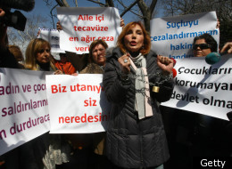 Turkey Journalist Protest