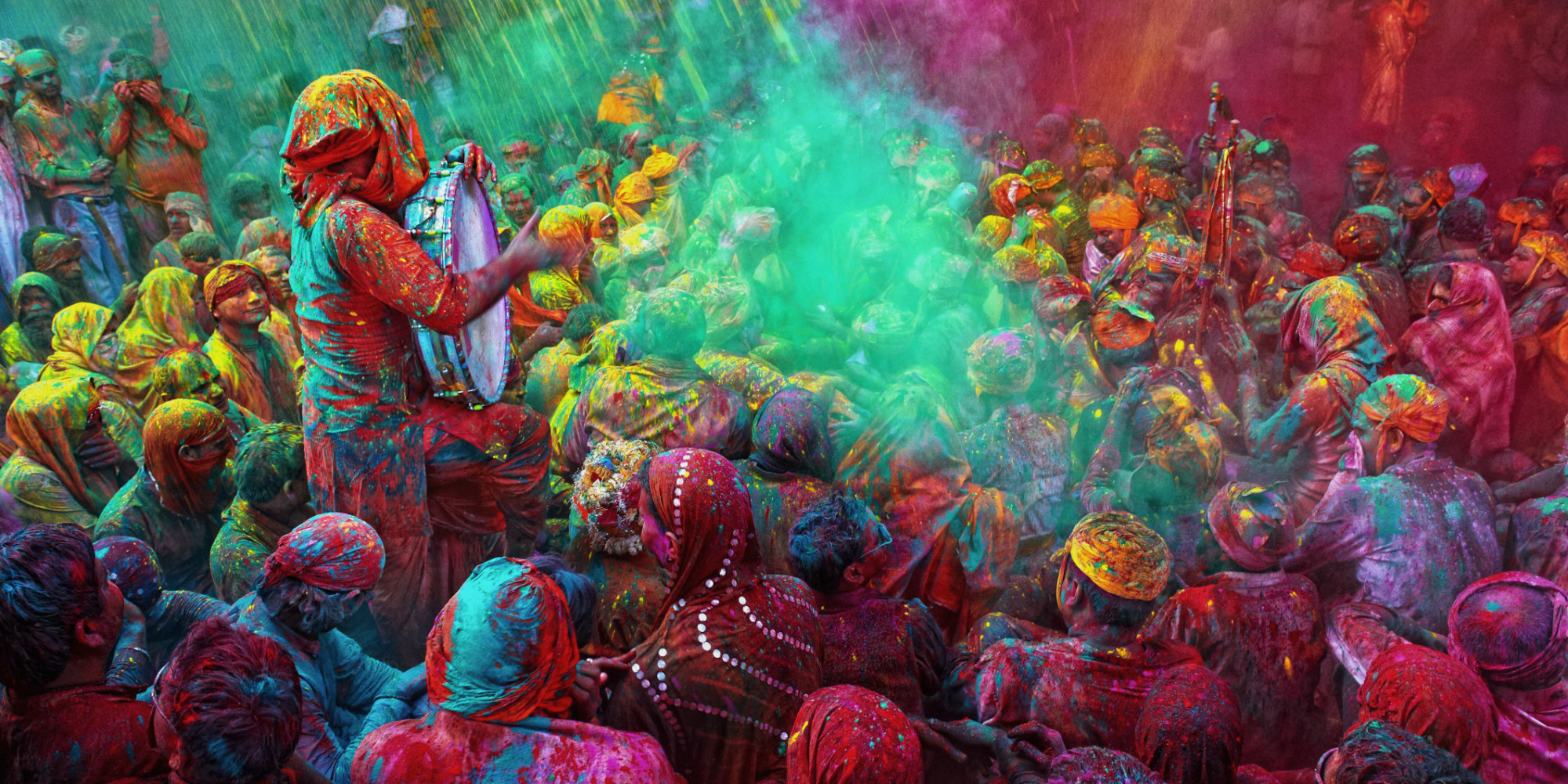 Holi News: Where In The World Is The Best Place To Be In March