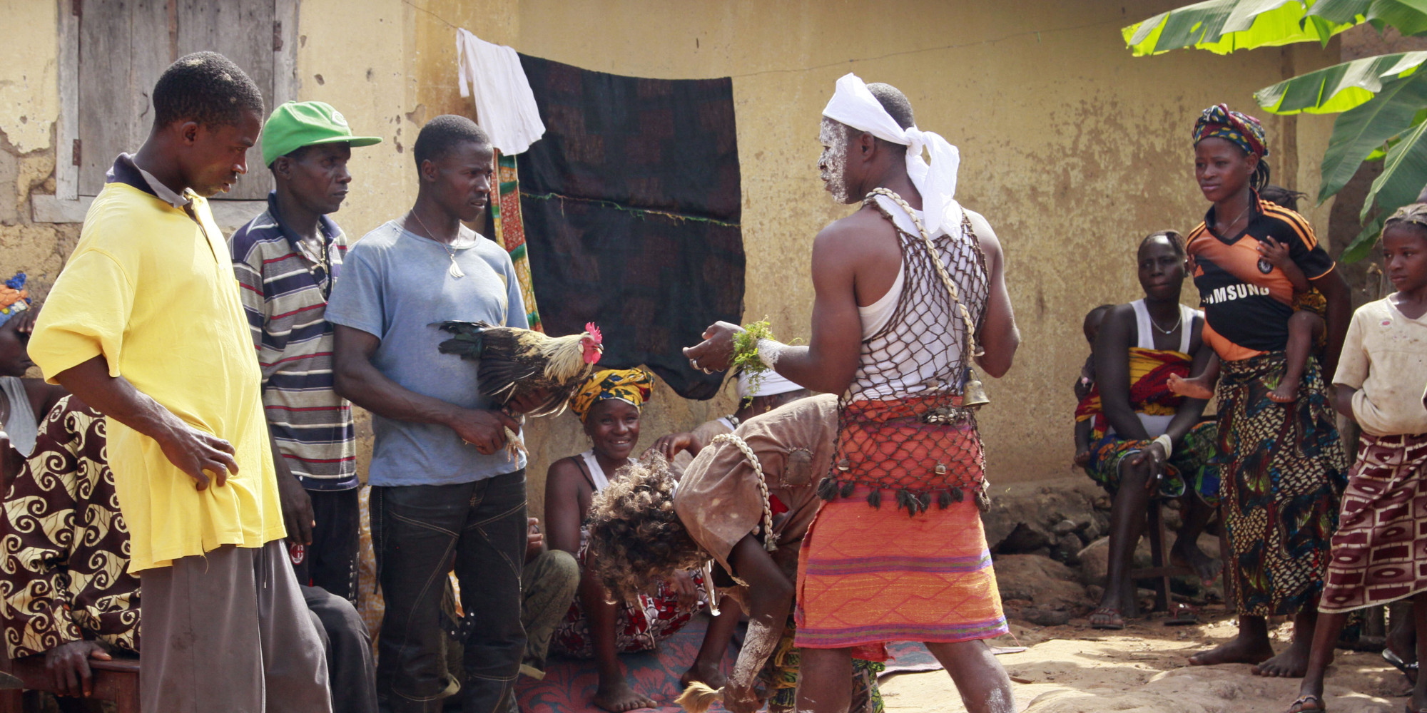 Dismissed Traditional Healers Now Key To Stopping Ebola