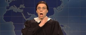 RUTH BADER GINBERG SNL WEEKEND UPDATE