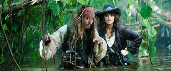 PIRATES OF THE CARIBBEAN PENELOPE CRUZ