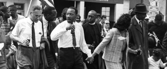 SELMA MARTIN LUTHER KING