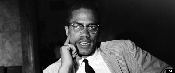 from Justin manning marable malcolm x gay