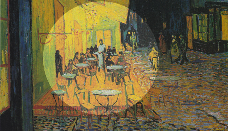 vincent van gogh may have hidden the last supper within one of his