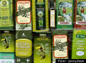 Olive Oil Quality Test