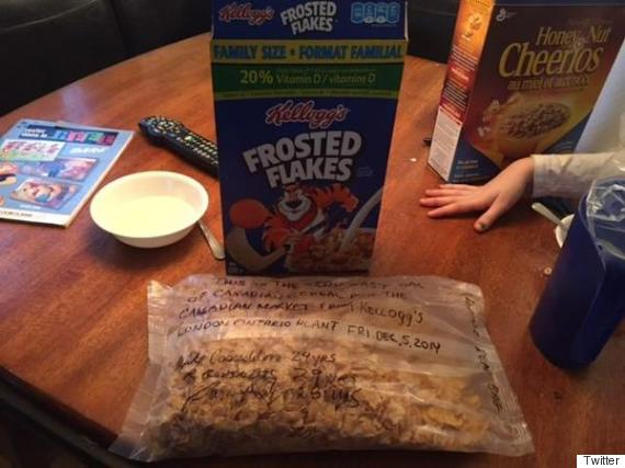 frosted flakes timmins